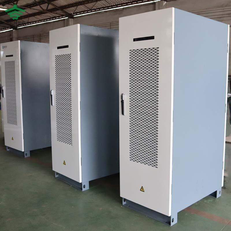壁装充电桩箱体