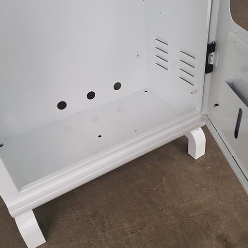 控制箱表面喷粉