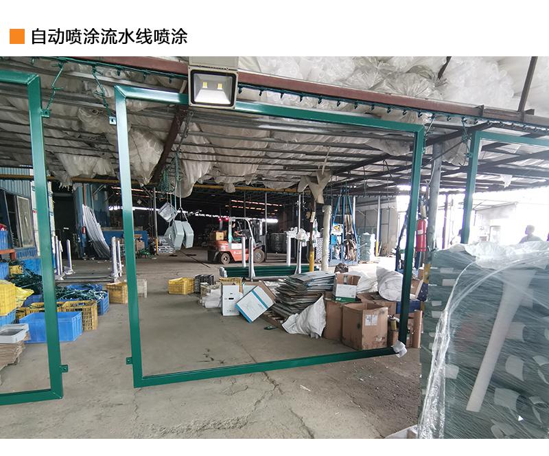 护栏网框加工生产,体育护栏框生产厂家