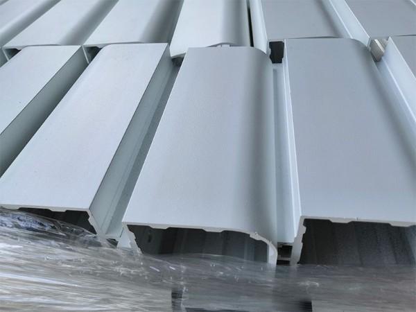铝型材喷涂加工需要注意哪些事项?