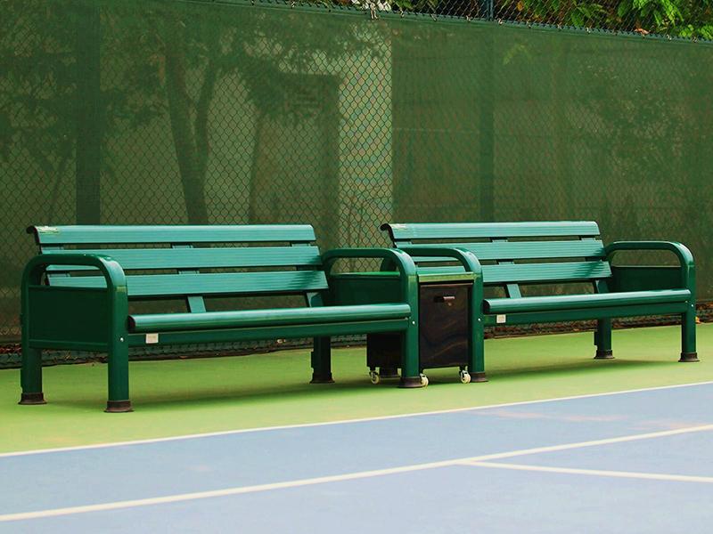 休闲椅喷粉喷塑