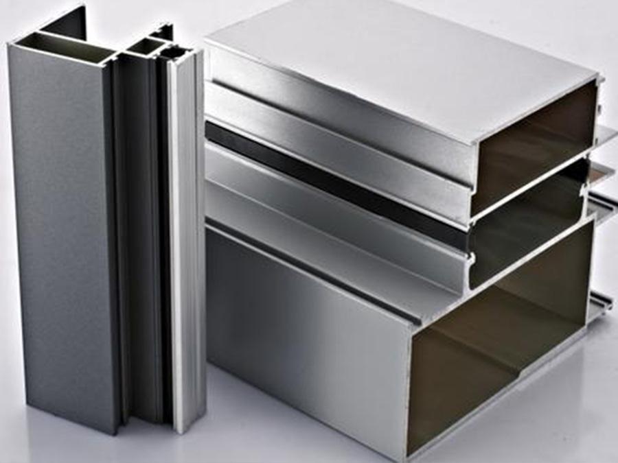 铝型材喷粉