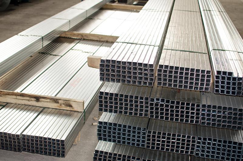 铝系材料工件喷粉喷塑