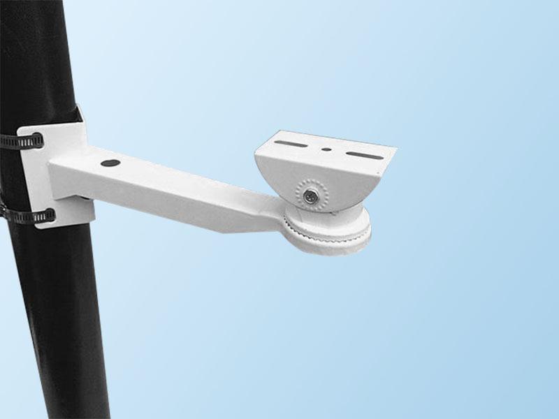 抱杆监控支架安装,监控立杆生产厂家