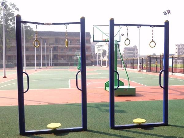 如何正确使用学校的体育器材来锻炼身体?