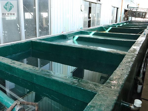 前处理磷化酸洗池