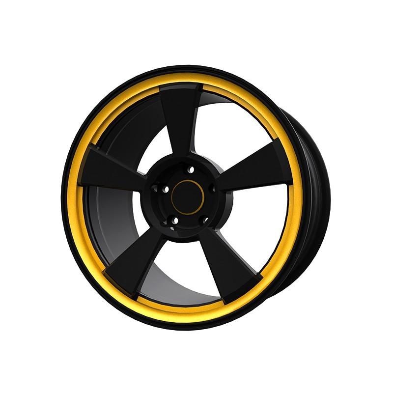 轮毂金属粉末喷涂