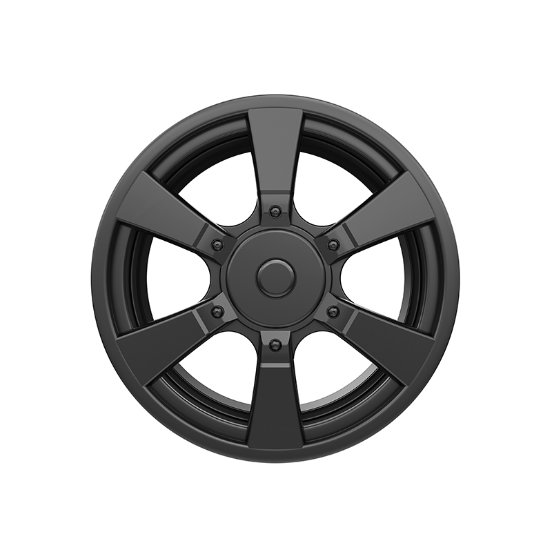 汽车轮毂金属粉末喷涂