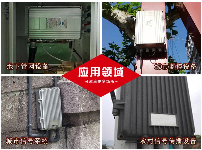 铝合金压铸外壳应用领域