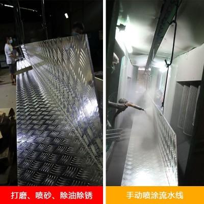 6米大工件粉末喷涂加工