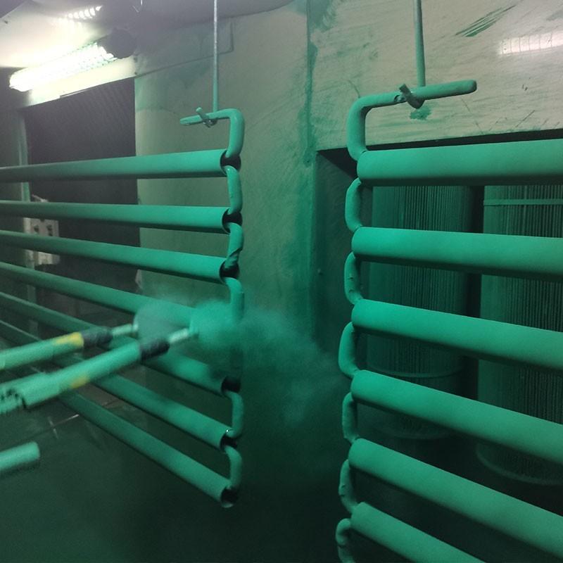 喷粉加工厂
